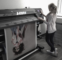Druckservice - Digitalprint - WerbeFactory